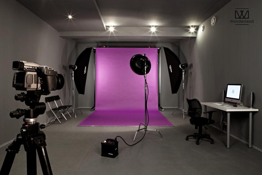 Требования к профессиональной фотостудии